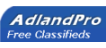 AdLandPro for FREE Classified Advertisements!